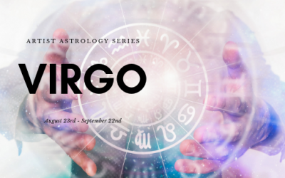 Artist Astrology Series: Virgo