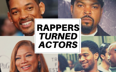 Rappers Turned Actors